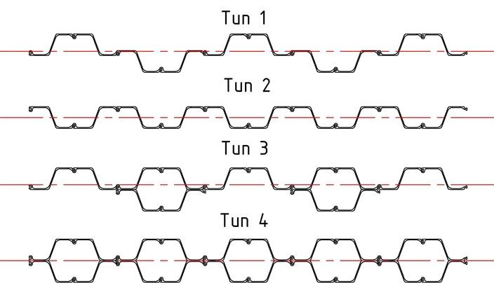 Схемы соединения ШК-200УМ